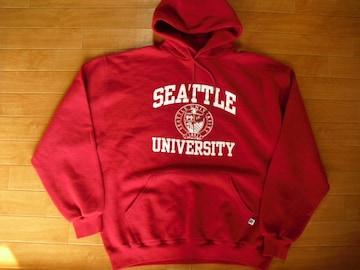 ラッセル シアトル大学 カレッジ パーカー USA−L