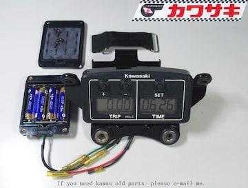 kawasaki カワサキ KDX200-A KDX200-Cメーター assy 絶版
