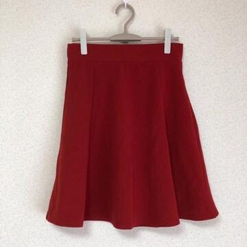 ジーユー大きいサイズ きれい色フレアスカート XLサイズ♪