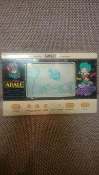 中古 貴重!当時モノ ドクタースランプ アラレちゃん ゲームウォッチ 1982 ポピー製