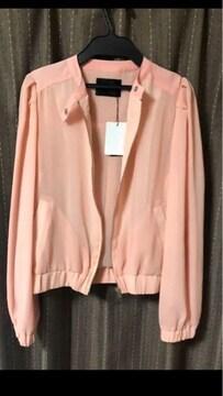 MURUAムルーアピンク春ジャケット