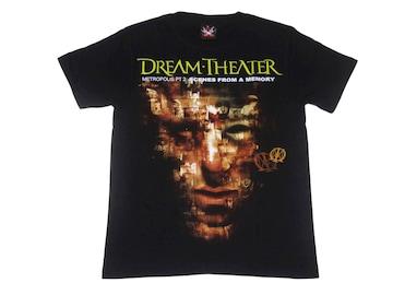 ドリーム・シアター DREAM THEATER  バンドTシャツ  309 S