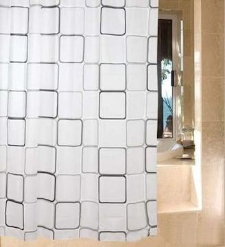 シャワーカーテン 防水 カーテン 防カビ カーテンリング