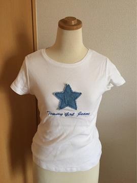 美品 tommy Tシャツ 星 スター