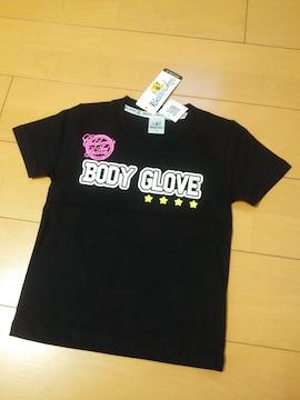 新品Tシャツ110黒BODYGLOVEボディーグローブ