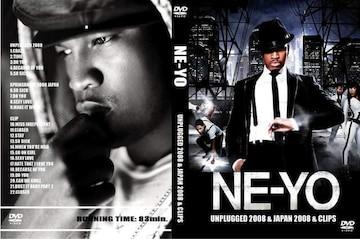 NE-YO UNPLUGGED 2008 & JAPAN 2008 & CLIPSニーヨ