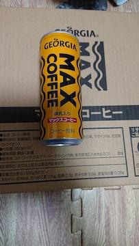 地域限定 ジョージア マックスコーヒー 1ケース