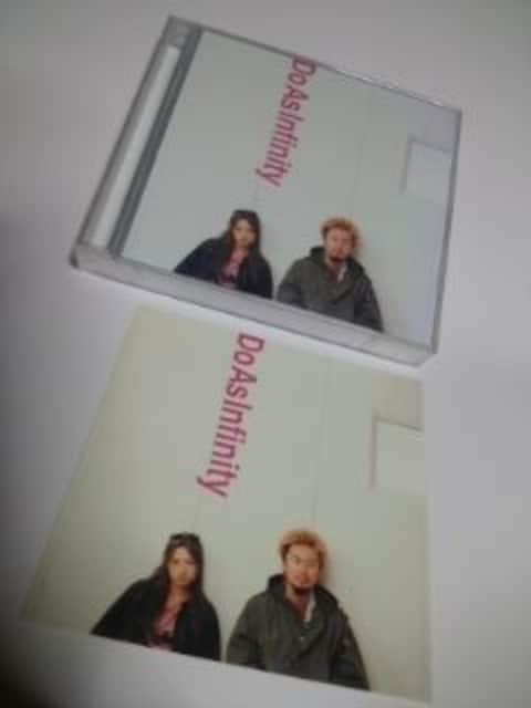 CD+DVDDo As Infinity Do The Best+DVD送料込み  < タレントグッズの