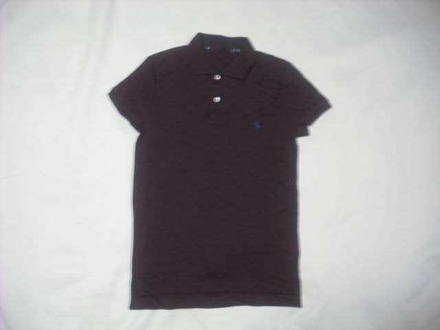 wr341 女 RALPH LAUREN ラルフローレン 半袖ポロシャツ Sサイズ  < ブランドの