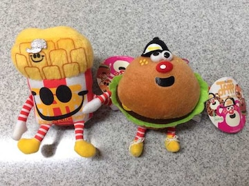 JAM jams kitchen マスコット 2個セット ☆ 新品 非売品 タグ付き