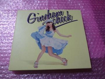AKB48 ギンガムチェック タイプA CD+DVD+スリーブケース