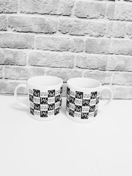 CECIL McBEE◆ロゴロゴマグカップ 2つセット!激レア!セシル