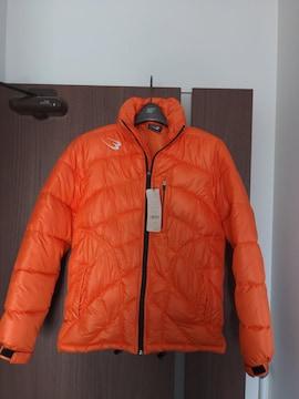 ボディーメーカー ダウン オレンジ スタイリッシュ 新品