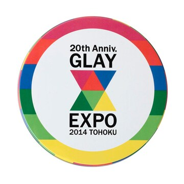 GLAY EXPO 2014 EXPO缶 (打上げDVD付)