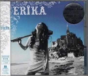 ERIKA(沢尻エリカ)★FREE★初回生産限定盤(CD+DVD)★未開封
