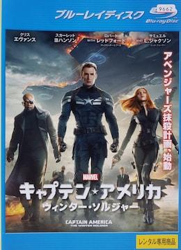 中古Blu-rayキャプテン・アメリカウィンター・ソルジャー ('1