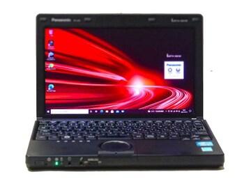 Let's note CF-J10 i5/8G/SSD160G/WiFi/office/Win10