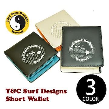 ハワイ発人気サーフブランドT&C(タウンアンドカントリー)財布02