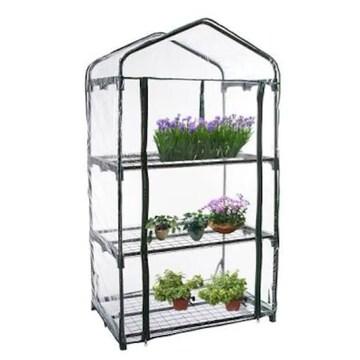PVCビニールハウス ガーデン温室 花園温室 植物の温室 ミニガー