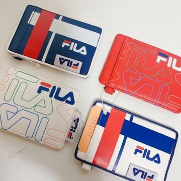 FILAフィラ定期ケース カードケース