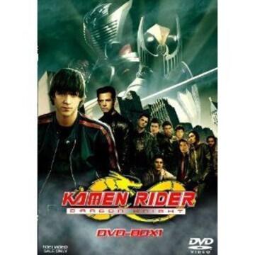 ■DVD『仮面ライダー・ドラゴンナイト DVD-BOX』特撮 アメリカイケメン