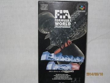 新品レアスーパーファミコン エキゾースト・ヒート