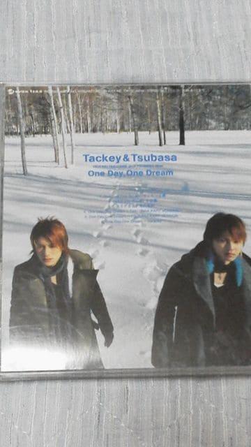 激安セールタッキー&翼『One.Day,One.Dream』CD 限定盤 < タレントグッズの