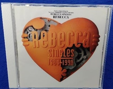 レベッカ 『REBECCA SINGLESベスト・アルバム』シングル全曲完全収録