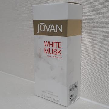 ジョーバン ホワイトムスク フォー ウーマン COL 96ml
