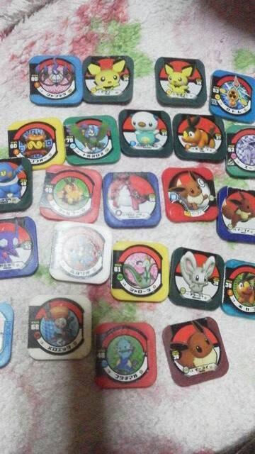 ポケモンメダルまとめ売り31枚  < アニメ/コミック/キャラクターの