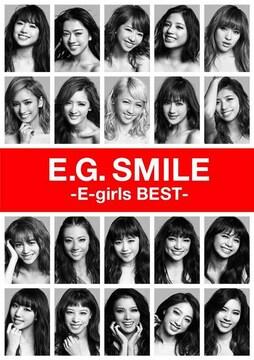 即決 E.G.SMILE -E-girls BEST- +3DVD+スマプラ 初回仕様限定盤