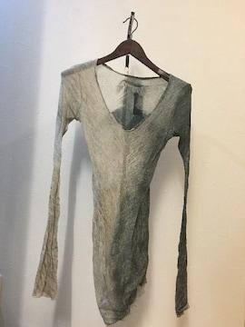 新品 ifsixwasnine タトゥーバード WIRED カットソー ロンTシャツ