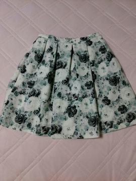 ロペピクニック スカート 花柄スカート 極美品 ROPE