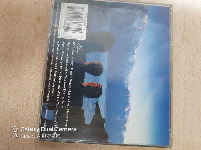 【CD】クイーン MADE IN HEAVEN スバル 車のCMソング < CD/DVD/ビデオの