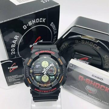 CASIO G-SHOCK カシオ ジーショック GA-140 1A4 腕時計 アナテ