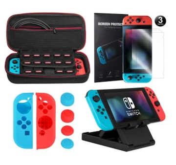 Nintendo Switch アクセサリー 4IN1