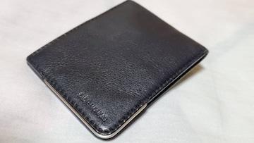 正規 ディオールオム メタルアローフィニッシュ コインケース黒 ブラックレザー 小銭入れ 財布