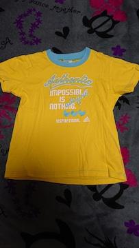 *140�p・adidas カラフルTシャツ*
