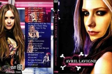 AVRIL LAVIGNE LIVE COMPILATION 2007Vol,1アヴリル