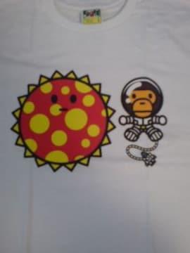 エイプCOSMOS BABY MILO限定TシャツLサイズ
