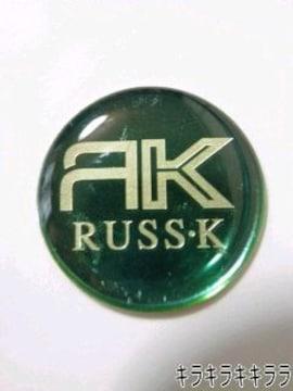 【Russ-K/ラスケー】《New》カスタム<3D>ぷっくりステッカー