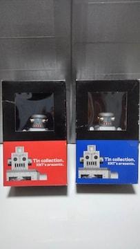 Tin collection KNT's presents  2個 新品未使用