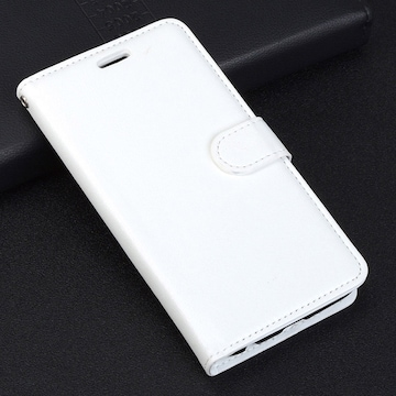 iPhoneXR 手帳型ケース レザー フィルム 携帯ケース ホワイト