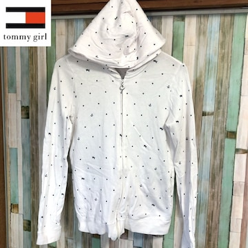 TOMMY GIRL パーカー