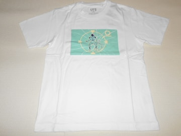 UNIQLO ドラゴンボール 半袖Tシャツ フリーザ ホワイト XS
