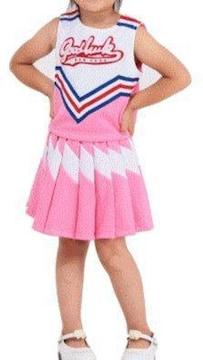 B2007 ファッションスポーツウェア/ミニスカ ピンク チアガール