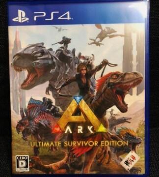 即決◆PS4 ARK Ultimate Survivor Edition