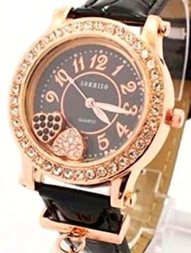 プレゼント 腕時計 ブラック