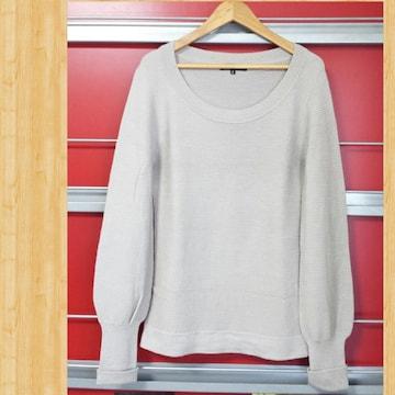 LAUTREAMONT ロートレアモン ウールニット セーター 2 美品