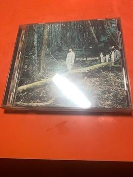 trf CD WORLD GROOVE